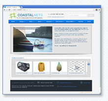 Coastal Nets Limited - fishing, industrial, safety, sports net suppliers