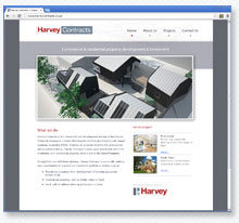 Harvey Contracts - commercial & residential property development